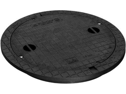 Stabiflex Schachtabdeckung Kunststoff NewEdition 15 kN